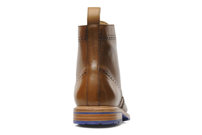 Stiefeletten & Boots Marvin&Co Luxe Wladimir braun ansicht von rechts