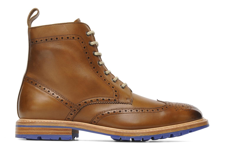 Bottines et boots Marvin&Co Luxe Wladimir Marron vue derrière