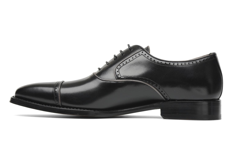 Schnürschuhe Marvin&Co Luxe Wallys schwarz ansicht von vorne