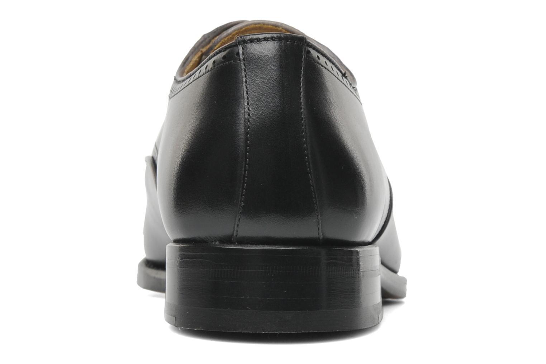 Schnürschuhe Marvin&Co Luxe Wallys schwarz ansicht von rechts