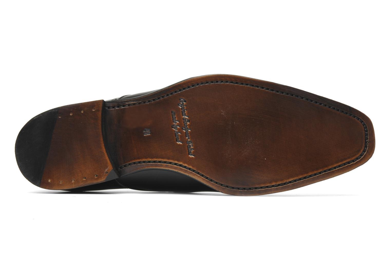 Schnürschuhe Marvin&Co Luxe Wallys schwarz ansicht von oben