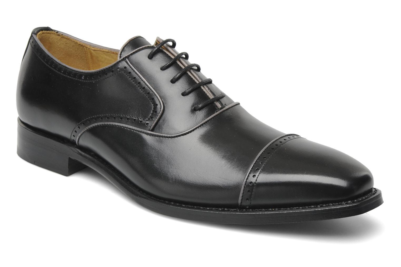 Schnürschuhe Marvin&Co Luxe Wallys schwarz detaillierte ansicht/modell