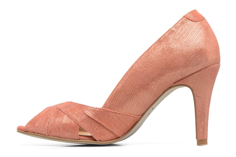 Zapatos de tacón Jonak Acide Naranja vista de frente