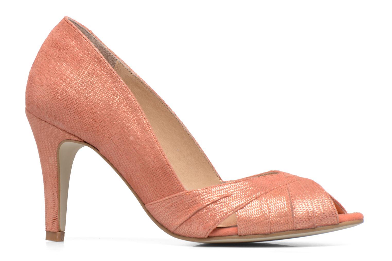 Zapatos de tacón Jonak Acide Naranja vistra trasera