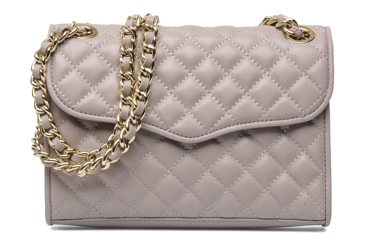 Mini Quilted Affair Genuine leather Tortora