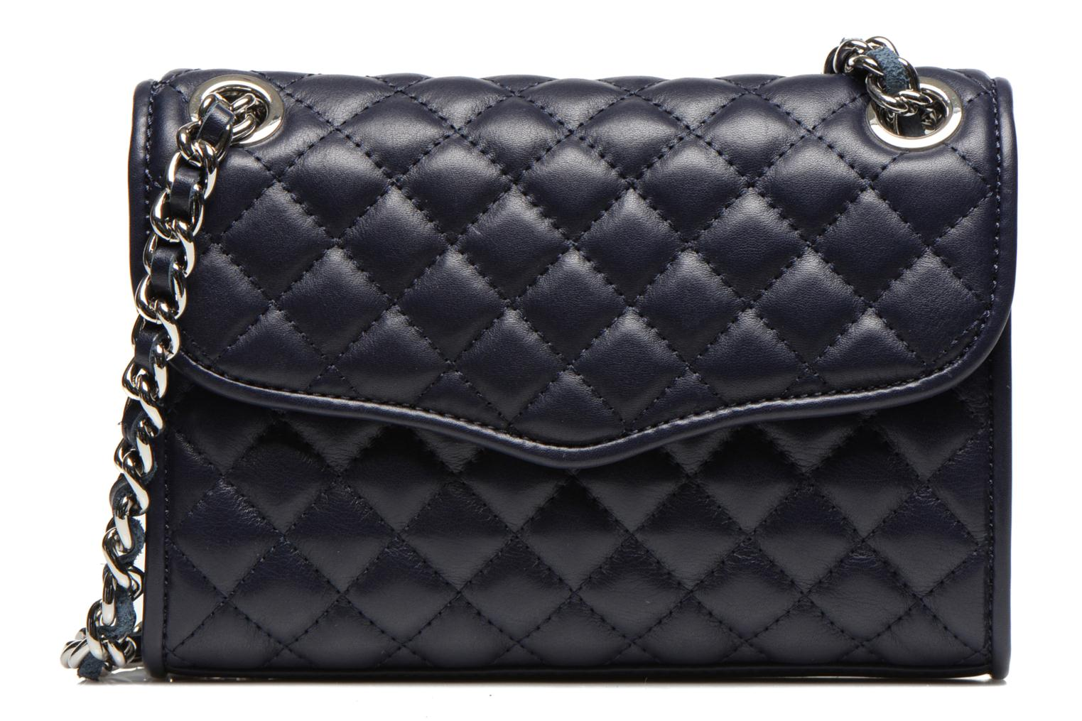 Mini Quilted Affair Genuine leather Midnight/H. Silver