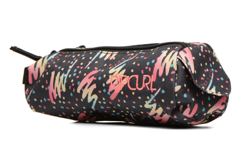 Scolaire Rip Curl Double Pencil case Multicolore vue portées chaussures
