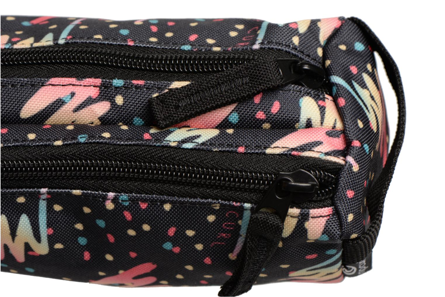 Scolaire Rip Curl Double Pencil case Multicolore vue gauche