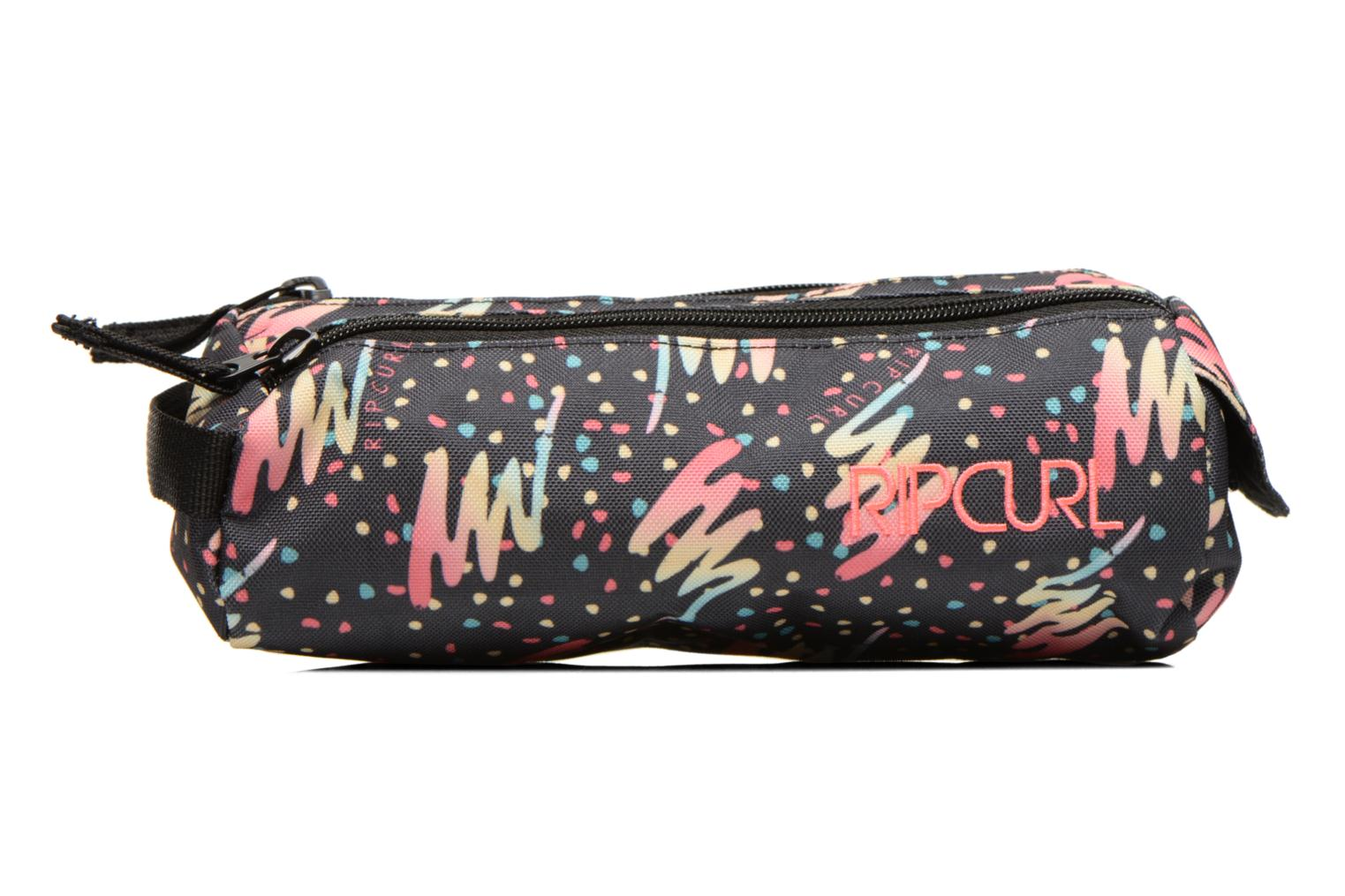Scolaire Rip Curl Double Pencil case Multicolore vue détail/paire