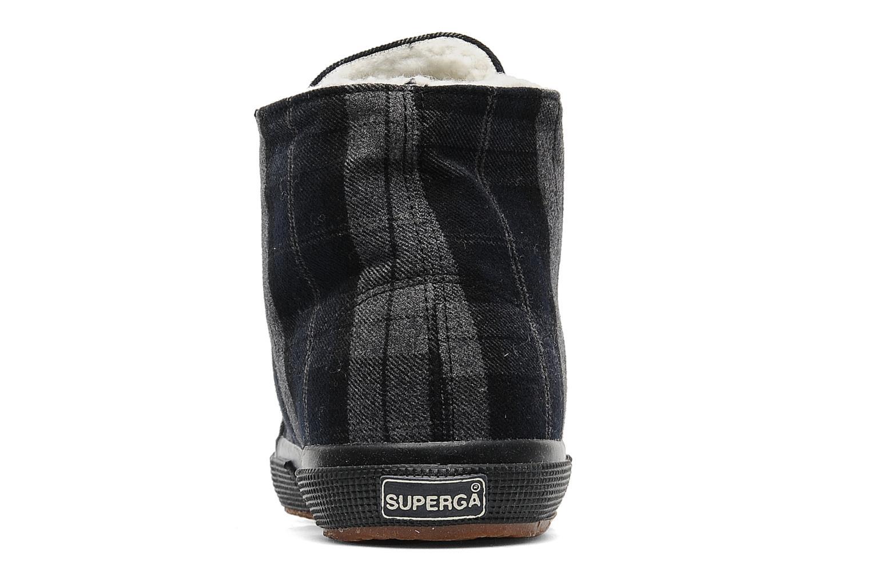 Sneaker Superga 2095 TWEEDBINU grau ansicht von rechts