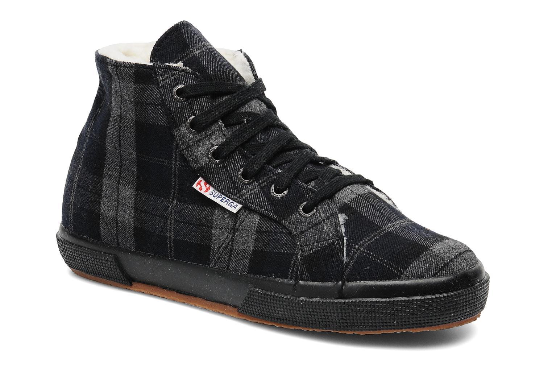 Sneaker Superga 2095 TWEEDBINU grau detaillierte ansicht/modell