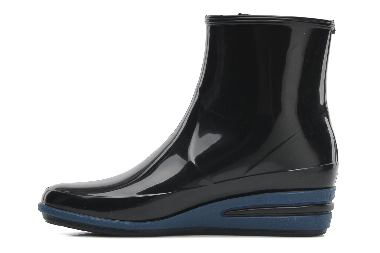 Boots en enkellaarsjes Méduse Castic Zwart voorkant