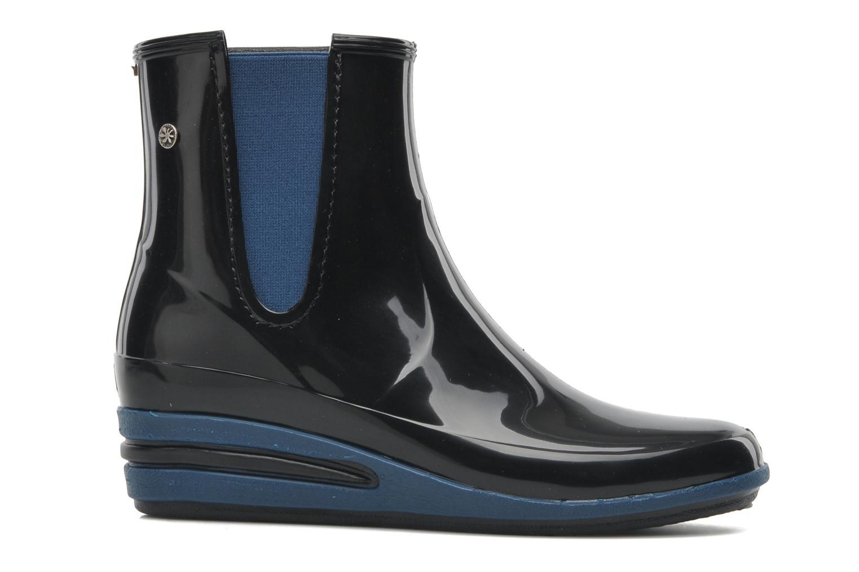 Bottines et boots Méduse Castic Noir vue derrière
