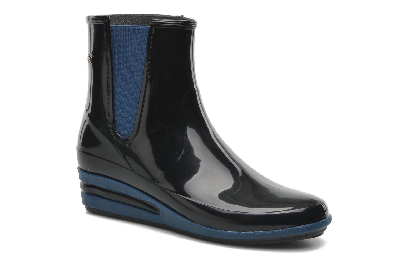 Boots en enkellaarsjes Méduse Castic Zwart detail