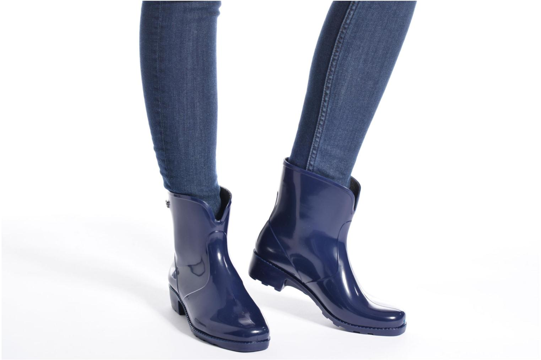 Bottines et boots Méduse Camaro Argent vue bas / vue portée sac