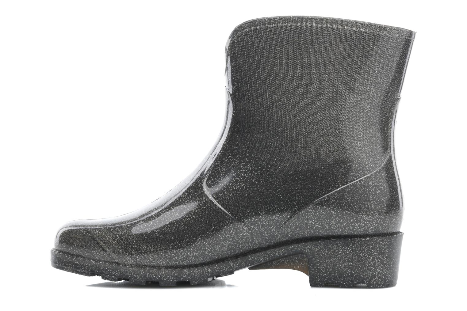Ankle boots Méduse Camaro Silver front view