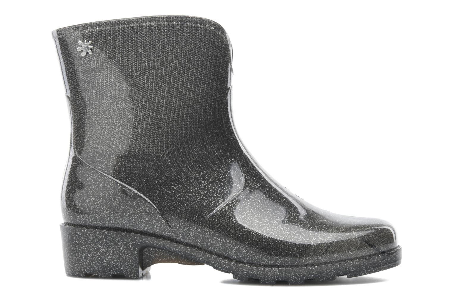 Ankle boots Méduse Camaro Silver back view