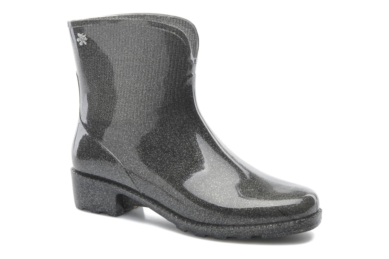 Ankle boots Méduse Camaro Silver detailed view/ Pair view