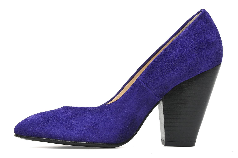 High heels B Store Bianca Pump Purple front view