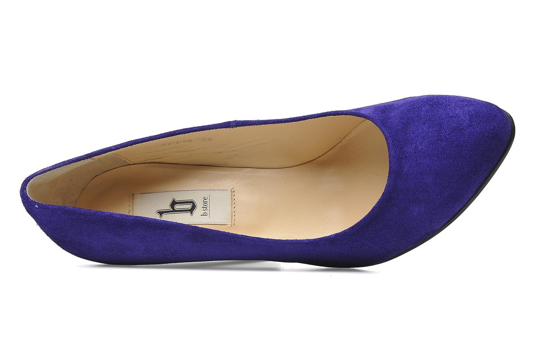 Escarpins B Store Bianca Pump Violet vue gauche