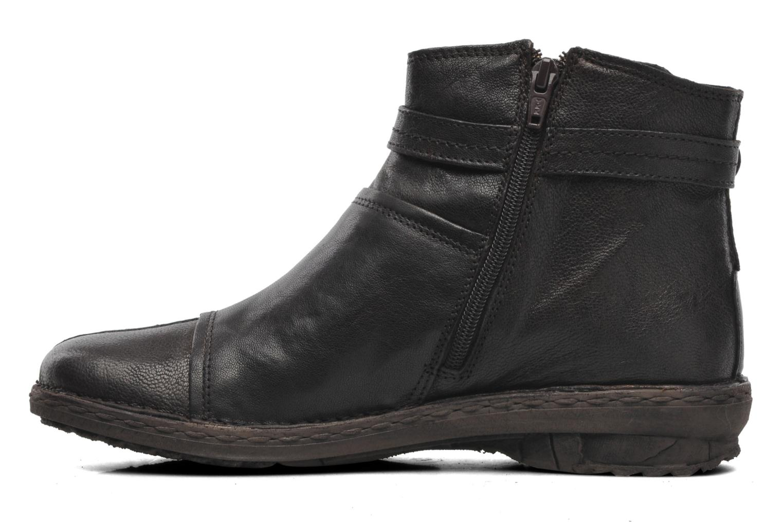 Stiefeletten & Boots Khrio Artimino braun ansicht von vorne