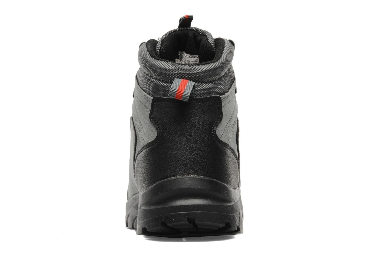Chaussures de sport Trespass Oscar Gris vue droite