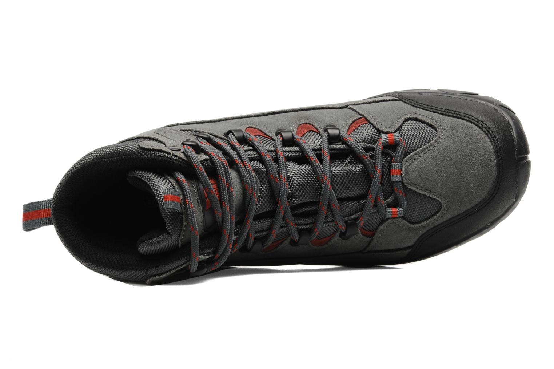 Chaussures de sport Trespass Oscar Gris vue gauche