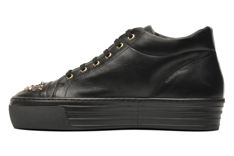 Sneaker Eden Cabir schwarz ansicht von vorne