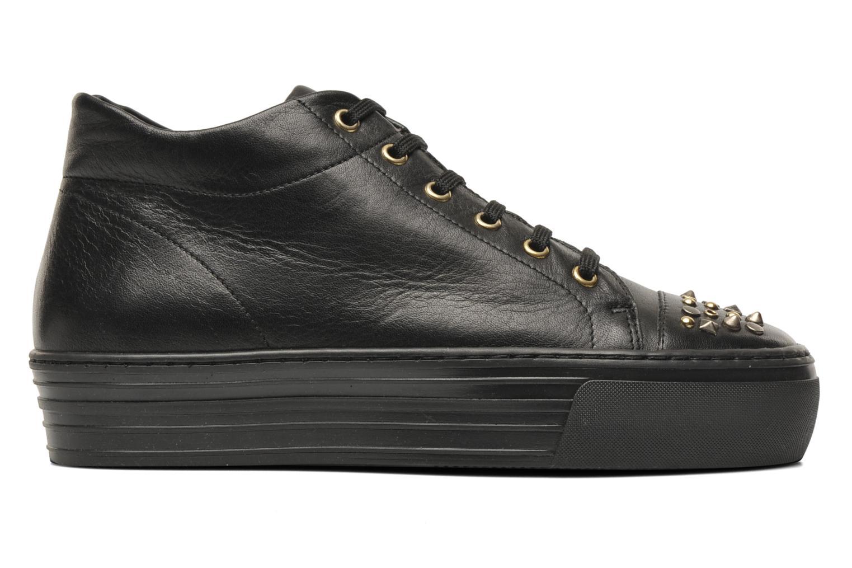 Sneaker Eden Cabir schwarz ansicht von hinten