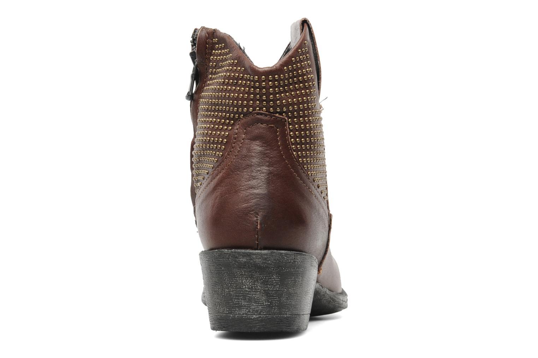 Boots en enkellaarsjes Eden Derya Bruin rechts