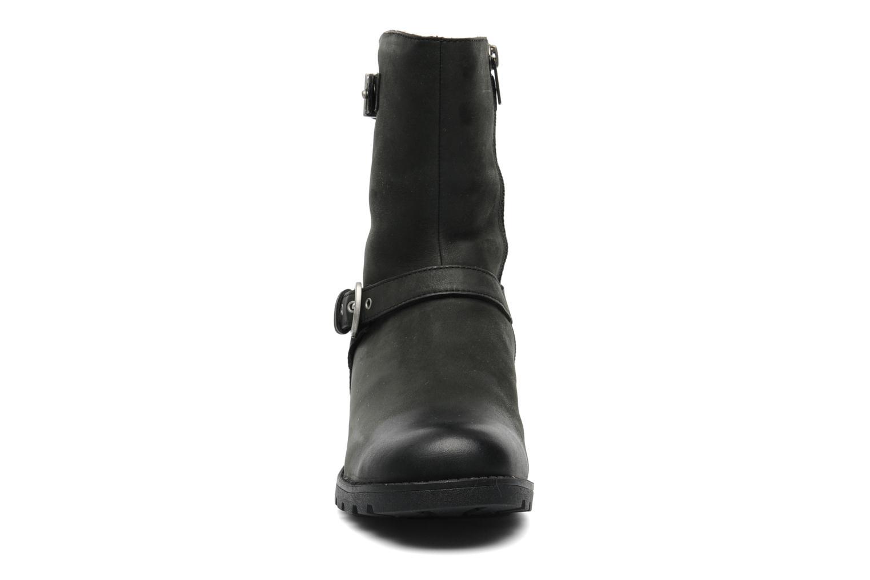 Stiefeletten & Boots UGG Grandle schwarz schuhe getragen
