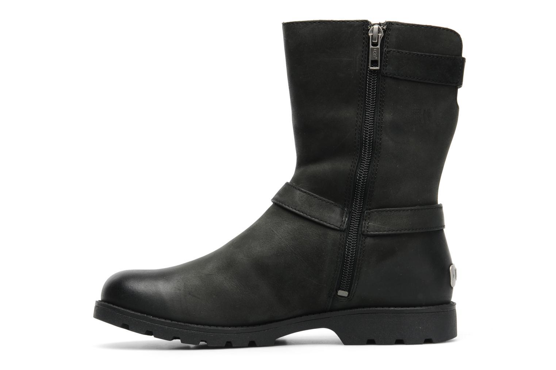 Bottines et boots UGG Grandle Noir vue face