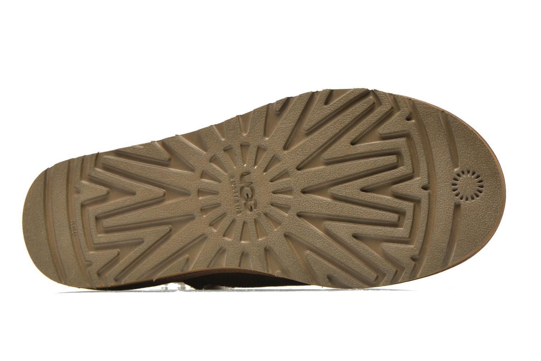 Boots en enkellaarsjes UGG Mini Bailey Button Bling Bruin boven