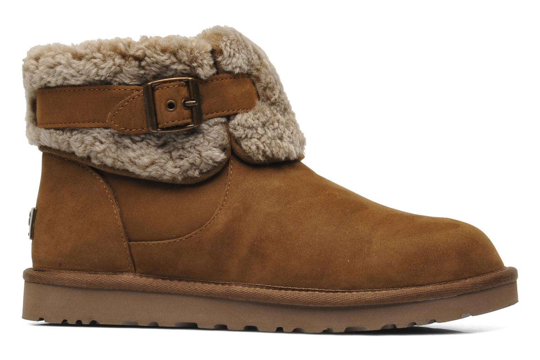 Boots en enkellaarsjes UGG Jocelin Bruin achterkant