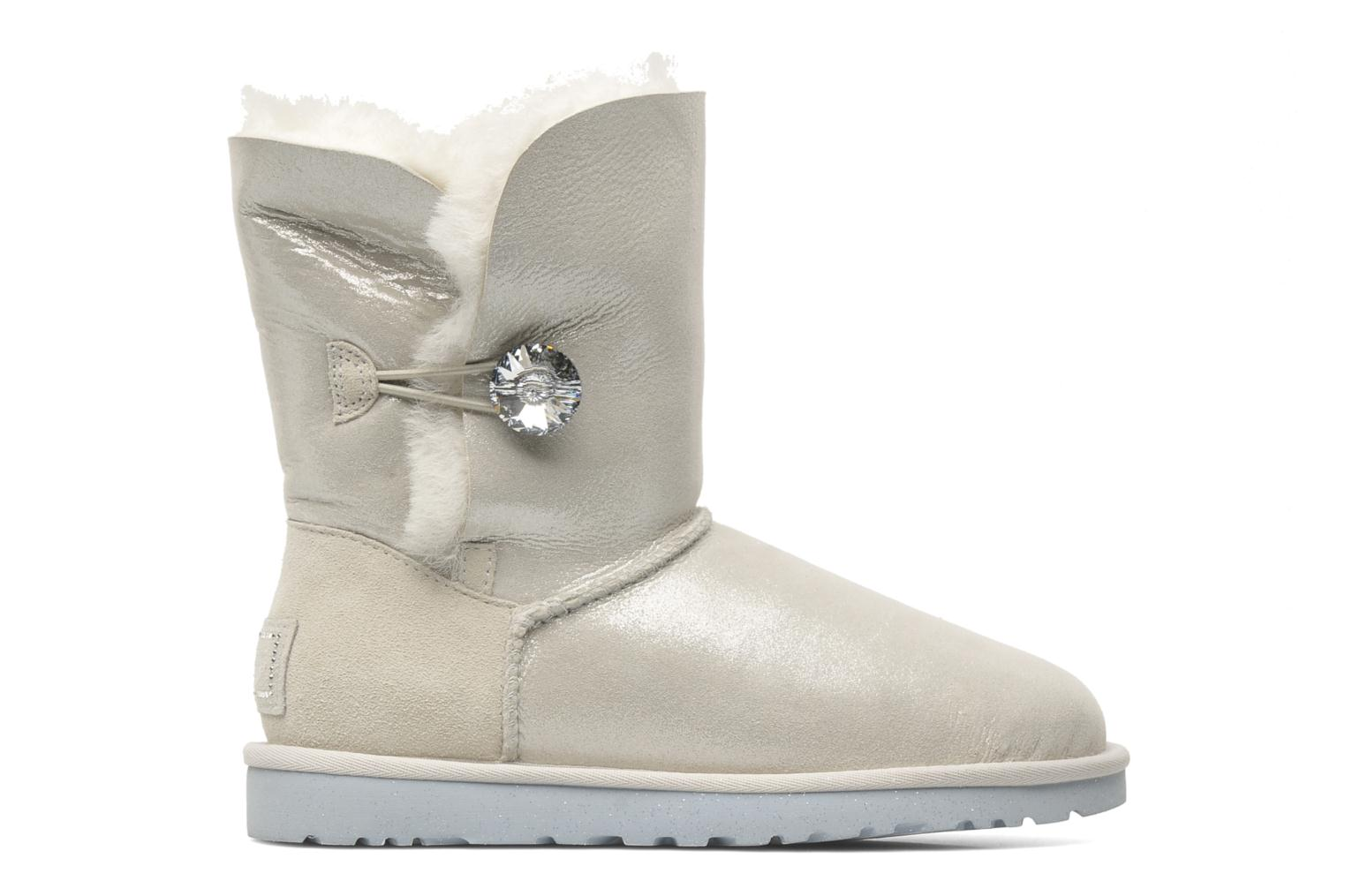 Botines  UGG Bailey I Do! Gris vistra trasera