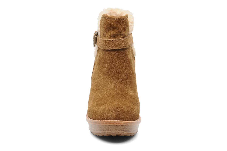 Stiefeletten & Boots UGG Anais braun schuhe getragen