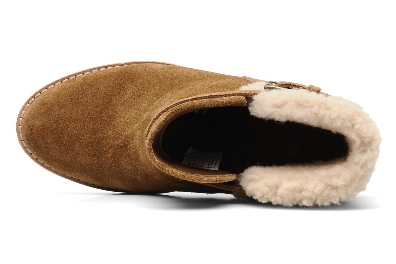Boots en enkellaarsjes UGG Anais Bruin links