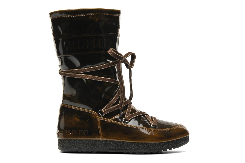 Boots en enkellaarsjes Moon Boot 5th Avenue Goud en brons achterkant