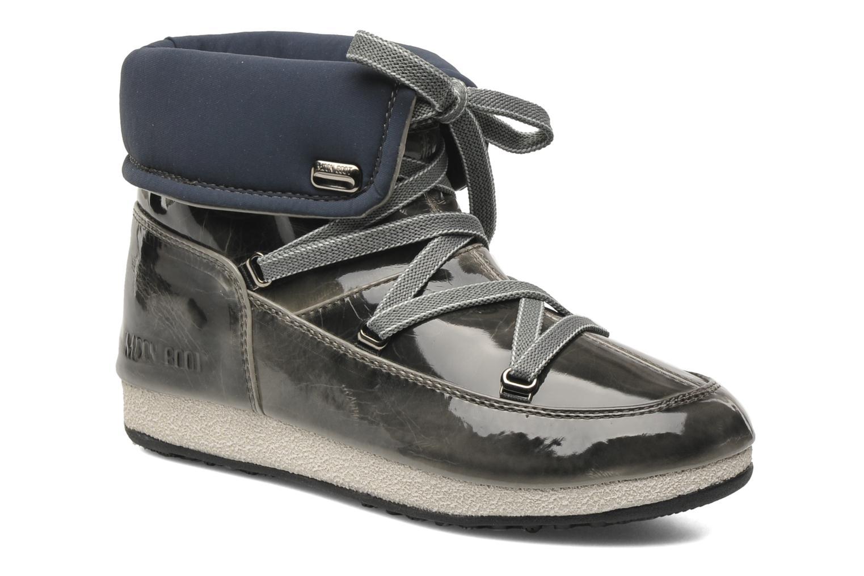 Bottines et boots Moon Boot 3rd Avenue Gris vue 3/4