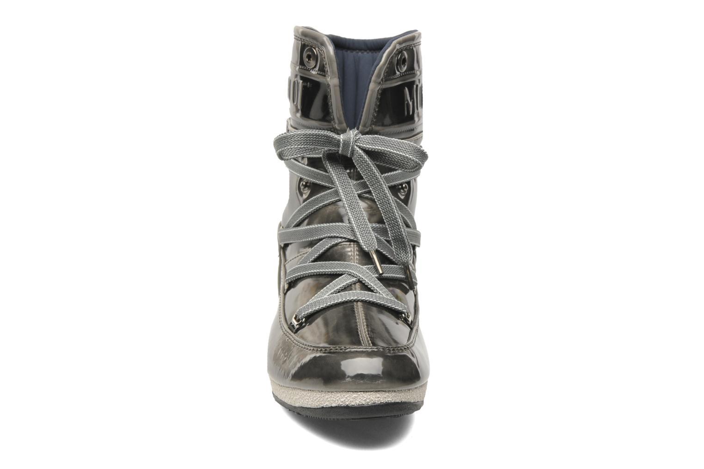 Bottines et boots Moon Boot 3rd Avenue Gris vue portées chaussures