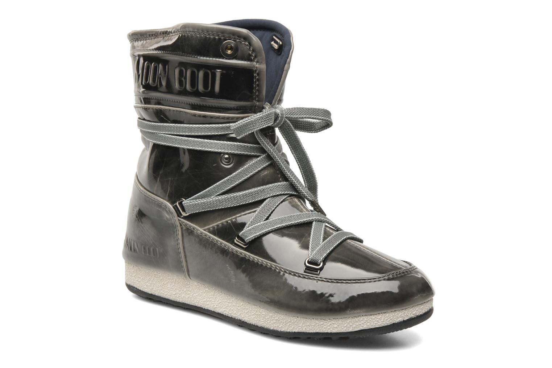 Bottines et boots Moon Boot 3rd Avenue Gris vue détail/paire