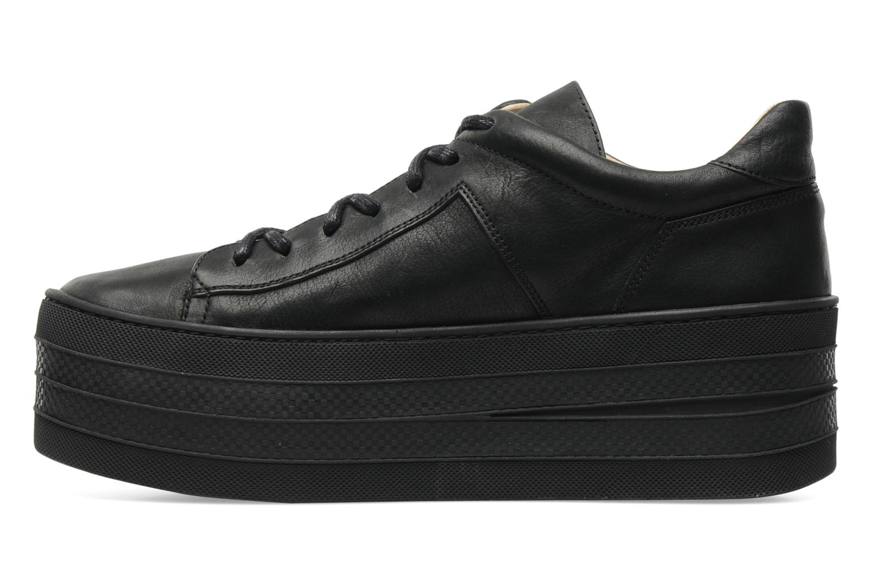 Sneakers Free Lance Skyla Derby Zwart voorkant