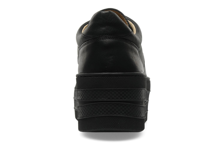 Sneaker Free Lance Skyla Derby schwarz ansicht von rechts