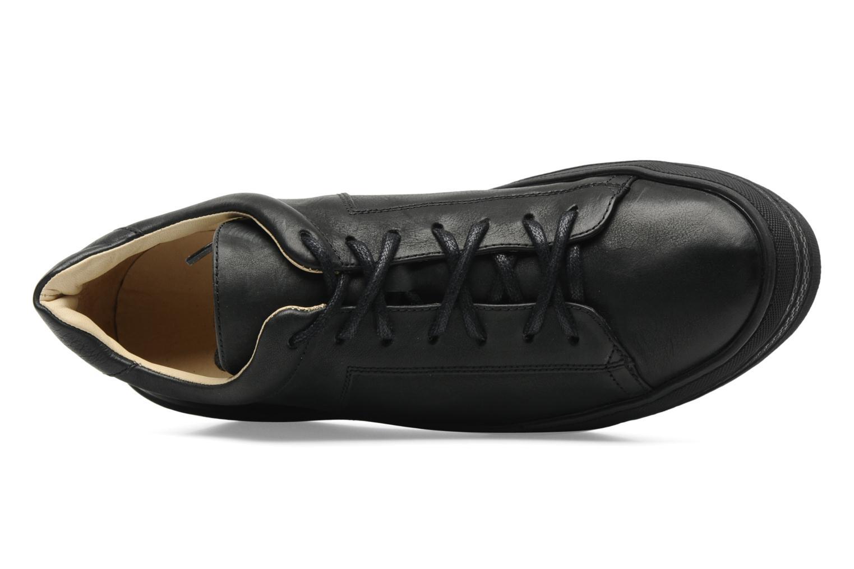 Sneaker Free Lance Skyla Derby schwarz ansicht von links