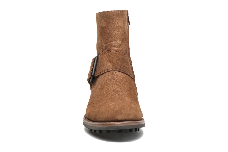 Boots en enkellaarsjes Jean-Baptiste Rautureau Hyrod Strap Boot Bruin model