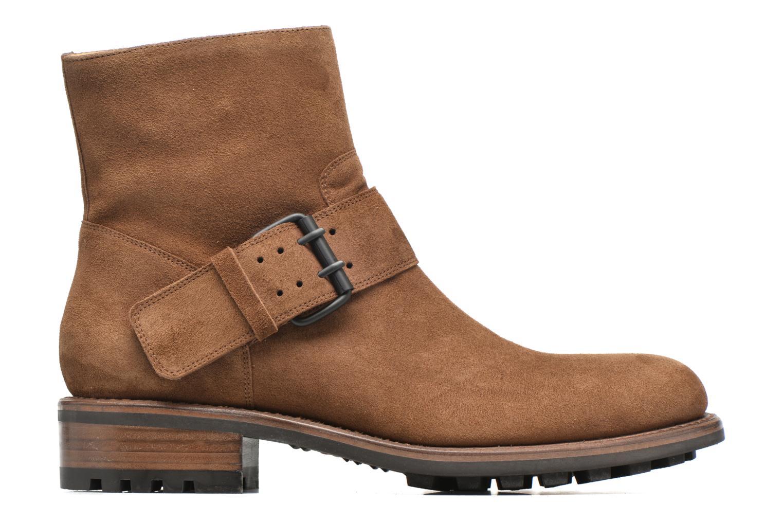 Boots en enkellaarsjes Jean-Baptiste Rautureau Hyrod Strap Boot Bruin achterkant