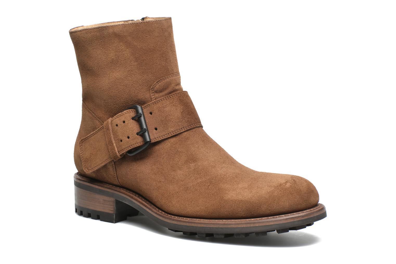 Jean-Baptiste Rautureau Hyrod Strap Boot (Marron) - Bottines et boots chez Sarenza (270224)