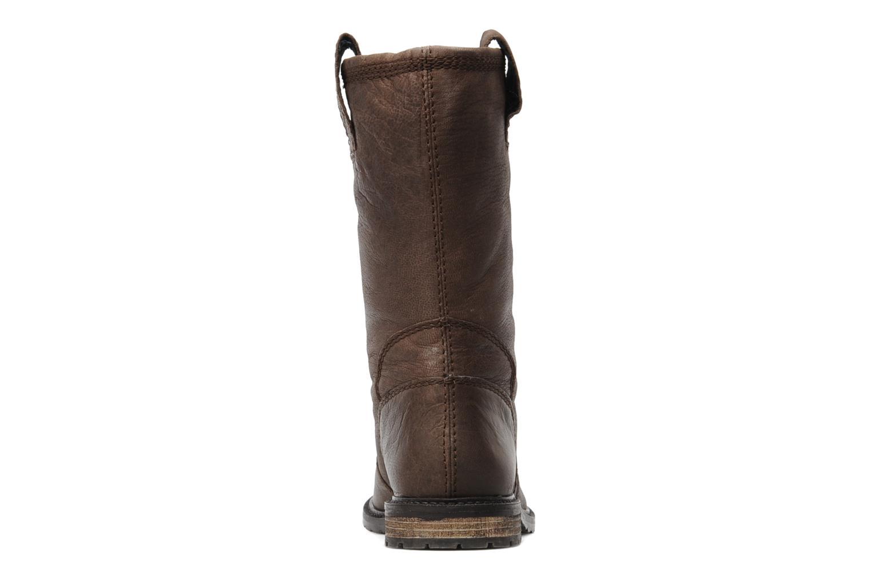 Bottines et boots SPM RIME Marron vue droite