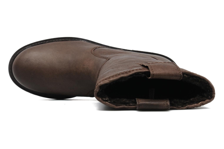 Bottines et boots SPM RIME Marron vue gauche