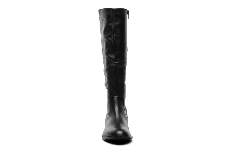 Bottes SPM SPUMBIE Noir vue portées chaussures